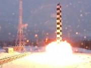 Sau vụ điệp viên bị đầu độc, Nga thử tên lửa đủ san phẳng nước Anh