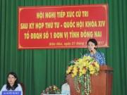 Sai phạm mới của Phó Bí thư Tỉnh ủy Đồng Nai Phan Thị Mỹ Thanh là gì?
