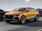Audi Q8 mới sẽ sớm ra mắt  '  ' đe doạ '  '  Mercedes-Benz GLE Coupe và BMW X6