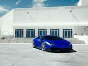 """Lamborghini Huracan cực  """" lầm lì """"  với bản độ ADV"""