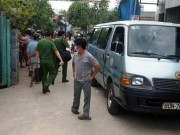 Cô gái chết lõa thể trong phòng trọ ở Đồng Nai