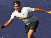 Indian Wells: Vua Federer chắc ngôi số 1, siêu kỉ lục vẫy gọi