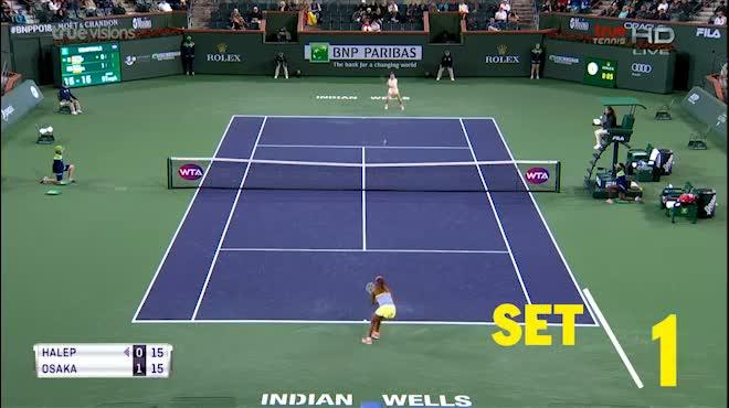 """Trực tiếp tennis Miami Open ngày 2: """"Nữ hoàng"""" Halep ra tay, Azarenka gặp khó"""