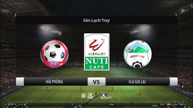 TRỰC TIẾP bóng đá Nam Định - Hải Phòng: Chờ tin thắng trận đầu tiên