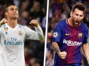 Cúp C1, Real  tử chiến  Juventus: Trời giúp Messi hạ bệ Ronaldo