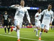 """"""" Vua Cúp C1 """"  Real - Ronaldo: Đường lên  """" cảnh giới """"  cao nhất"""
