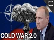"""Nga nói gì về khởi đầu một cuộc  """" chiến tranh lạnh """"  mới?"""