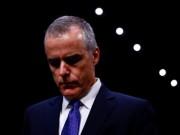Chỉ còn 2 ngày là nghỉ hưu, cựu phó giám đốc FBI bị sa thải
