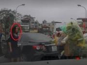 Trần tình của nữ tài xế lùi xe trên cầu gây xôn xao