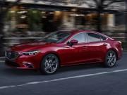 Mazda 6 turbo mới có giá từ 685 triệu đồng tại Mỹ