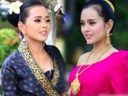 """Gục ngã trước loạt ảnh mới của cô gái Lào 20 tuổi  """" xinh như tiên """""""