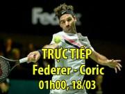 Chi tiết Federer - Coric: Căng như dây đàn (KT)