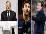 Neymar chán bóng đá Pháp, Real săn đón:  Bố già  khiến PSG phát điên