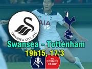 """Swansea City - Tottenham:  Ronaldo Hàn Quốc  và  """" hỏa lực """"  thay Harry Kane"""