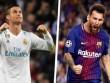 """Cúp C1, Real """"tử chiến"""" Juventus: Trời giúp Messi hạ bệ Ronaldo"""