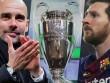 Barca thuận đường Cúp C1, Messi hẹn Pep-Man City tranh vô địch