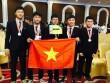 'Cậu bé vàng' giành học bổng của Viện công nghệ số 1 thế giới