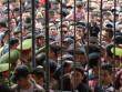 Công Phượng, Xuân Trường U23 mở hội Lạch Tray: Chen nhau vào sân, sốt vé chợ đen