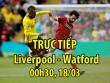 TRỰC TIẾP bóng đá Liverpool - Watford: Bay cao nhờ hiệu ứng cúp C1