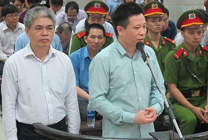 Ngày mai, ông Đinh La Thăng sẽ gặp lại Hà Văn Thắm tại toà - 1