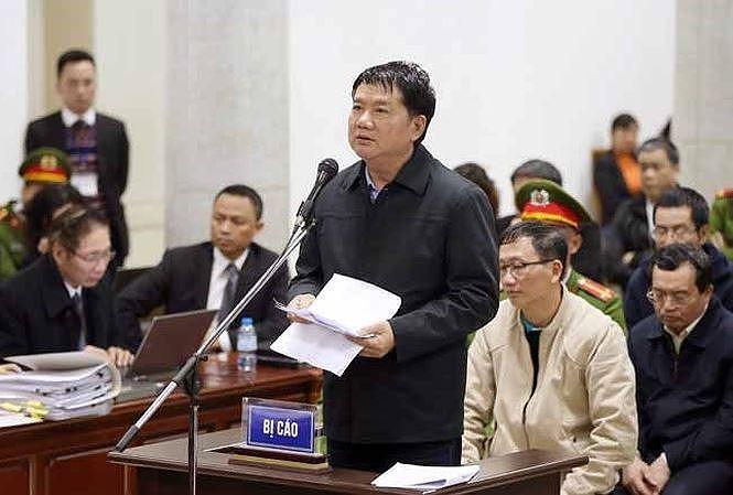 Ngày mai, ông Đinh La Thăng sẽ gặp lại Hà Văn Thắm tại toà - 2
