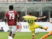 AC Milan - Chievo: Rượt đuổi siêu kịch tính, công cường cứu thủ dở