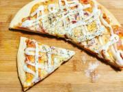 Không ngờ pizza lại dễ làm thế này, cuối tuần rảnh rỗi trổ tài ngay thôi