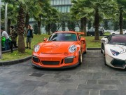 Kết thúc Car  & amp; Passion 2018 Cường Đô la rao bán Porsche 911 GT3 RS?