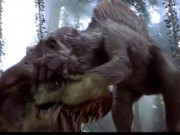 Loài khủng long khổng lồ, khát máu, dữ tợn hơn cả khủng long bạo chúa