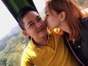 Hải Băng khoe loạt ảnh hôn chồng  khắp thế gian  để mừng sinh nhật Thành Đạt