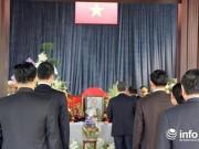 Nghi thức Quốc tang ở Việt Nam tổ chức như thế nào?