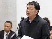 Ngày mai, ông Đinh La Thăng sẽ gặp lại Hà Văn Thắm tại toà