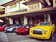 Hội nhà giàu và thói tiêu tiền cũng phải khác người