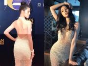 """Tiểu thư nhà giàu Việt muốn có người yêu để  """" nuôi """"  mặc váy mỏng như sương"""