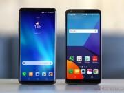 LG sẽ chỉ dùng màn hình LCD cho G7 thay vì OLED
