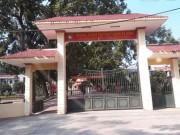 Thanh Hóa: Hiệu trưởng bị cảnh cáo vì cho học sinh nghỉ học đi giao lưu