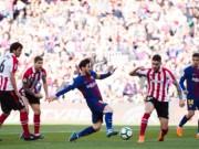 Barcelona - Athletic Bilbao: Tấn công dữ dội, đỡ đòn không nổi