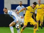 """SPAL - Juventus: Bó tay với """"bức màn sắt"""""""