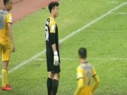 Thanh Hóa trắng lưới, thủ thành Tiến Dũng U23 VN kiến tạo ngỡ ngàng