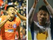 """SAO U23 VN  """" khuấy đảo """"  V-League: Ngây ngất Xuân Trường, Đức Chinh"""