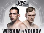 Siêu đại chiến hạng nặng UFC: Knock-out cực hiểm, đối thủ đo sàn