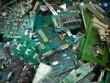 Phát hiện ổ rác thải toàn bo mạch điện tử nhập trái phép vào Việt Nam