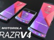 Motorola RAZR V4 sẽ hồi sinh với hình hài đẹp mỹ mãn