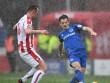 Stoke City - Everton: Thẻ đỏ bước ngoặt, bi-hài kịch dưới mưa tuyết