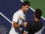 """Federer thua tiếc nuối: Báo chí gọi tên """"khắc tinh"""" Del Potro"""