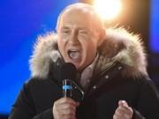 Putin: Sẽ có những thay đổi ngay lập tức sau nhậm chức