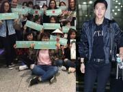 """""""Ngộ Không phiên bản Hàn"""" khiến fan Việt xô lấn vì thần tượng"""