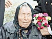 """Lời tiên tri  """" giật mình """"  của bà Vanga về ông Putin"""