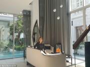 Báo Anh viết về chung cư có bể bơi riêng cho mỗi căn hộ ở Việt Nam