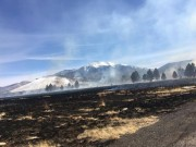 Chơi máy bay không người lái gây cháy 1,2 triệu m² rừng